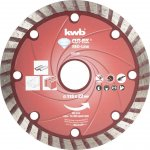 KWB CUT-FIX dijamantna rezna ploča 115x2,1 mm, Red-Line