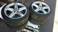 "mercedes 18""  felge ORIGINAL"