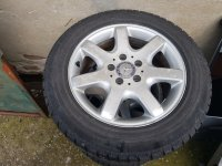Merceses ML Alu felge 16 cola  5x112, 4 kom.