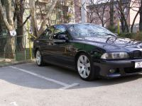 BMW M5 E39, registriran god dana, carbonschwarz