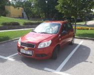 Chevrolet Aveo 1,2 16V reg do 10/2020