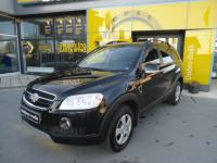Chevrolet Captiva 2,0 D LT plus automatik