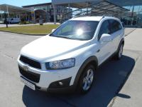 Chevrolet Captiva 2,2 D LT+ 4WD Automatic