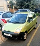 CHEVROLET SPARK 0.8  KAO NOV! REGISTRIRAN DO 02/2021