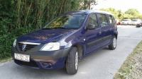 Dacia Logan MCV 1,6 + atestiran plin, reg. do 05.2015. - Split