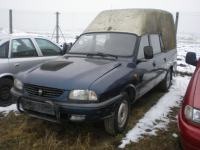 Dacia  pick-up 1307 double cab