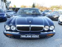 Jaguar XJ XJ8 4,0- V 8 GRAND BLUE LIMITED EDITION
