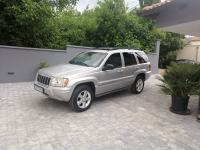 Jeep Grand Cherokee 2,7 CRD *TOP STANJE,168000km,REGISTRIRAN GOD. DANA
