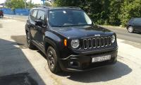 Jeep Renegade 1.6 mjet - TEST VOZILO