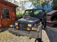 Jeep Wrangler 2,5 Top