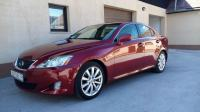 Lexus IS 250 automatik tiptronik