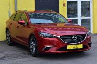 Mazda 6 2.2 SKYACTIV TOP REVOLUTION,BOSE,HEAD-UP,KOŽA,ALU,NAVI, 2 GOD.