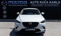 Mazda CX-3 G121 Revolution *DEMO VOZILO*