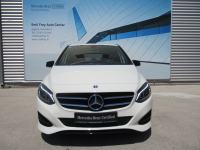 Mercedes-Benz B-klasa 180 d Urban + Night paket Automatik