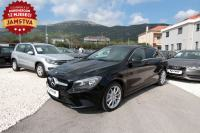 Mercedes-Benz CLA 200 2.2 D Shooting Brake Sportpaket EXCLUSIVE *Navi