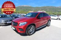 Mercedes-Benz GLE 350 D Coupe 4Matic BlueTEC NIGHT-PAKET AMG Line