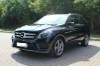 Mercedes-Benz GLE 350 d 4MATIC, 190kw, 2017, AMG Styling, Panorama