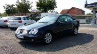 Mercedes CLK coupe 270 CDI Elegance