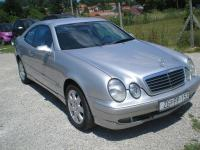 Mercedes CLK coupe 320  AKCIJA