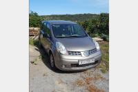 Nissan Note 1,4 16V Visia PLUS