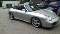 Porsche 911  4S  cabrio Turbo Look