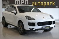 Porsche Cayenne Diesel Platinum TURBO OPTIK LUFTFED LED PANORAMA