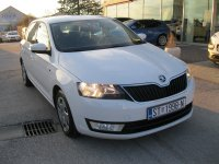 Škoda Rapid 1,6 TDI, Ambition