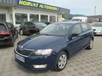 Škoda Rapid Spaceback 1,6 TDI; HR...