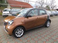 Smart forfour 1.0 Passion Automatik,70Ks,Panorama,Led,Tempo,Alu