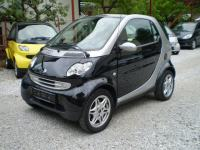 Smart fortwo coupe 0.7 PASSION automatik