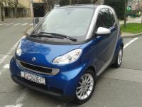 Smart fortwo coupe 1,0 TURBO 84 ks PASSION  automatik