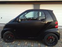Smart fortwo coupe Brabus look