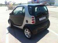Smart fortwo coupe cdi DIESEL 2003 GOD
