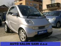 Smart fortwo coupe cdi Softouch automatik