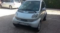 Smart fortwo coupe Passion 0.7 turbo Softach kartice!