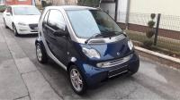 Smart fortwo coupe  Softouch klima automatik panorama