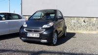 Smart fortwo coupe  Softouch Servo, Automatik