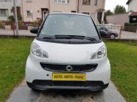 Smart fortwo coupe Softouch START STOP