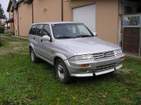 Ssang Yong Musso 602 EL TD