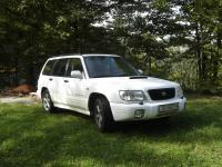Subaru Forester 2,0 Turbo YZ