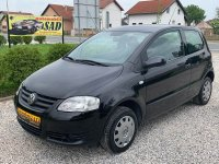 VW Fox 1,4 TDI••klima••