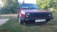 VW Golf II  GT