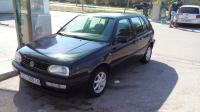 VW Golf III  TDI
