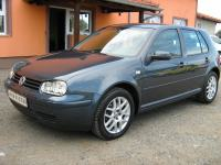 VW Golf IV 1,9 TDI  74KW / 101 KS
