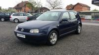 VW Golf IV 1,9 TDI EDITION