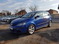 VW Golf Plus 1,9 TDI Sportline