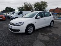 VW Golf VI 1,6 TDI BlueMotion Rabbit