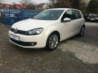 VW Golf VI  2,0 TDI *** HIGHLINE ***