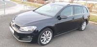 VW Golf VII Highline 1,6 TDI ,2014 god,193000 km,Servisna,Navi,GARANCI
