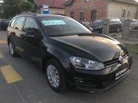 ✅ VW Golf VII Variant 1,6 TDI BMT - 1.vl.• servisna • 2016 • do rege❕